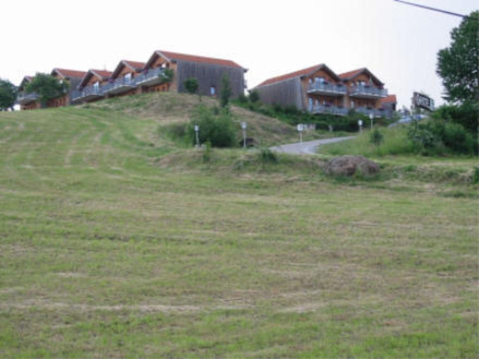 Ansicht Feriendorf Pürgl Hotel Bayerischer Wald