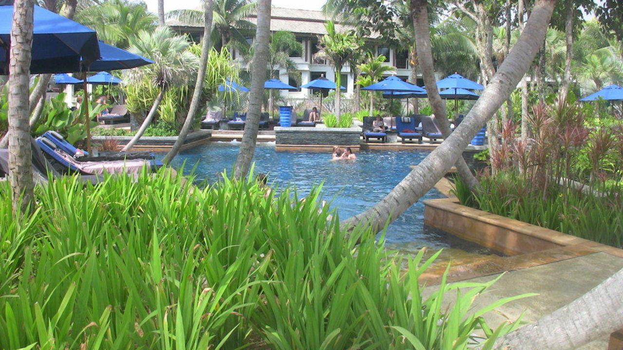 Einer von 3 tollen Poolanlagen JW Marriott Phuket Resort & Spa