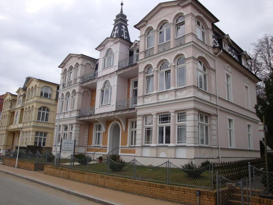 hotel sommerfreude villa sommerfreude bansin holidaycheck mecklenburg vorpommern. Black Bedroom Furniture Sets. Home Design Ideas