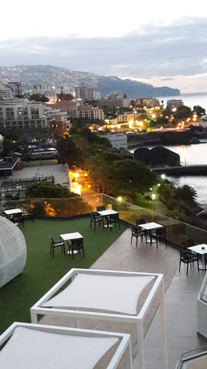 Ausblick Hotel Baia Azul