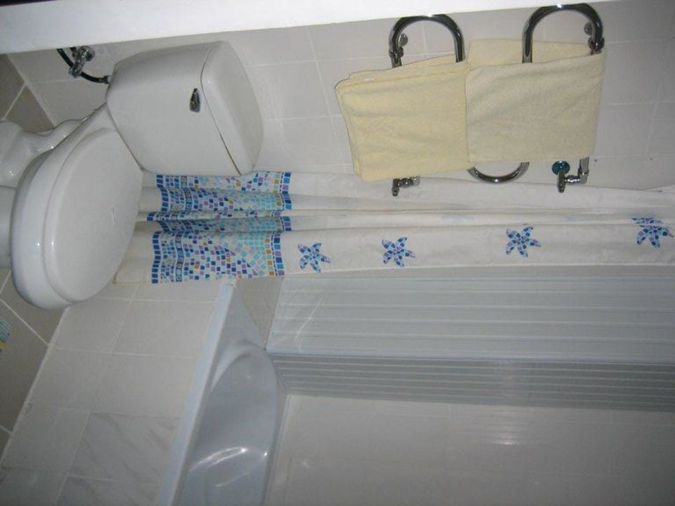 Das Zimmerbad Hotel Asia Chiwa