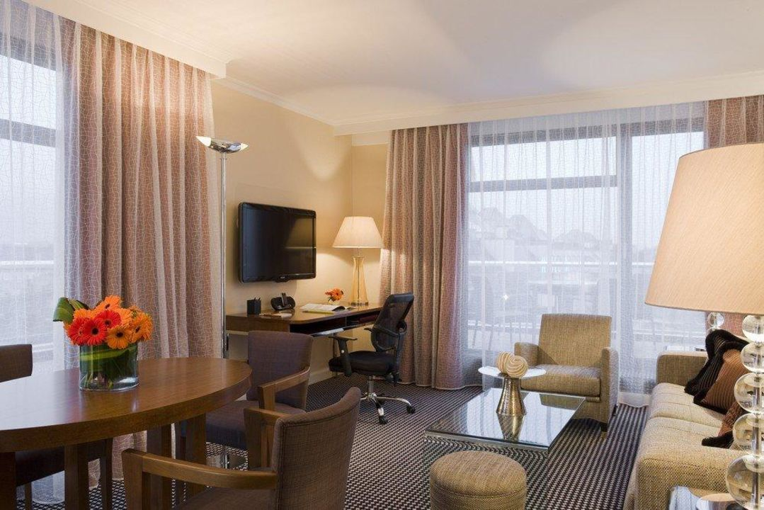 Penthouse Suite Hotel Warwick Geneva Genf Holidaycheck Kanton