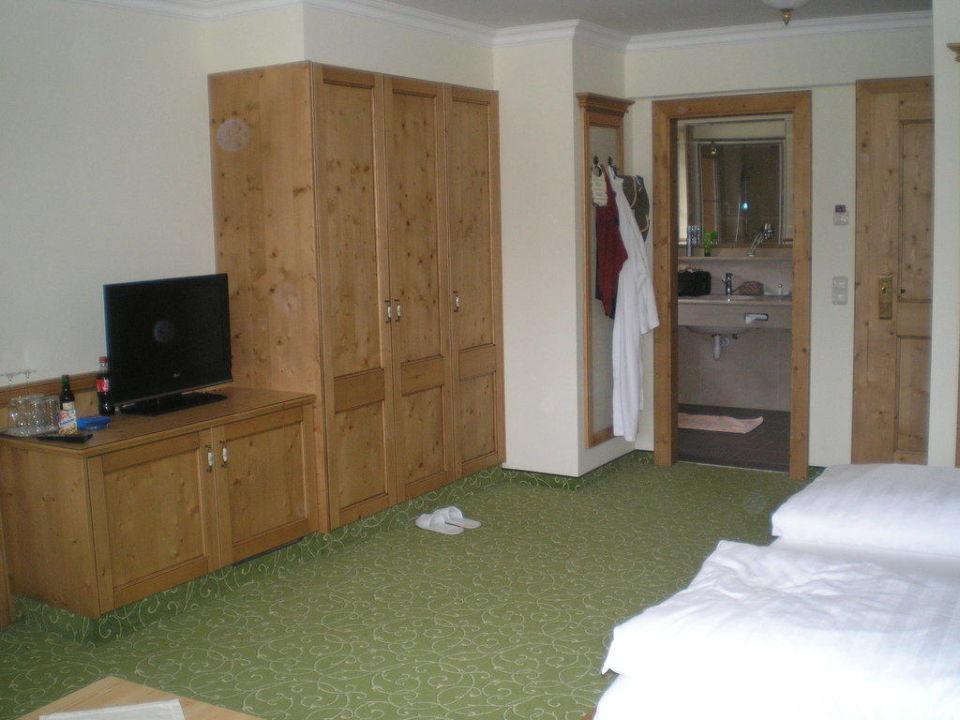 Die Juniorsuite Hotel Vier Jahreszeiten