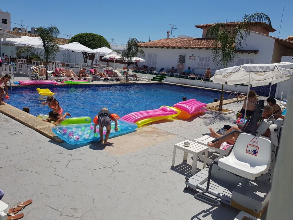 Quot Pool Quot Chevy Hotel Cala Ratjada Holidaycheck Mallorca