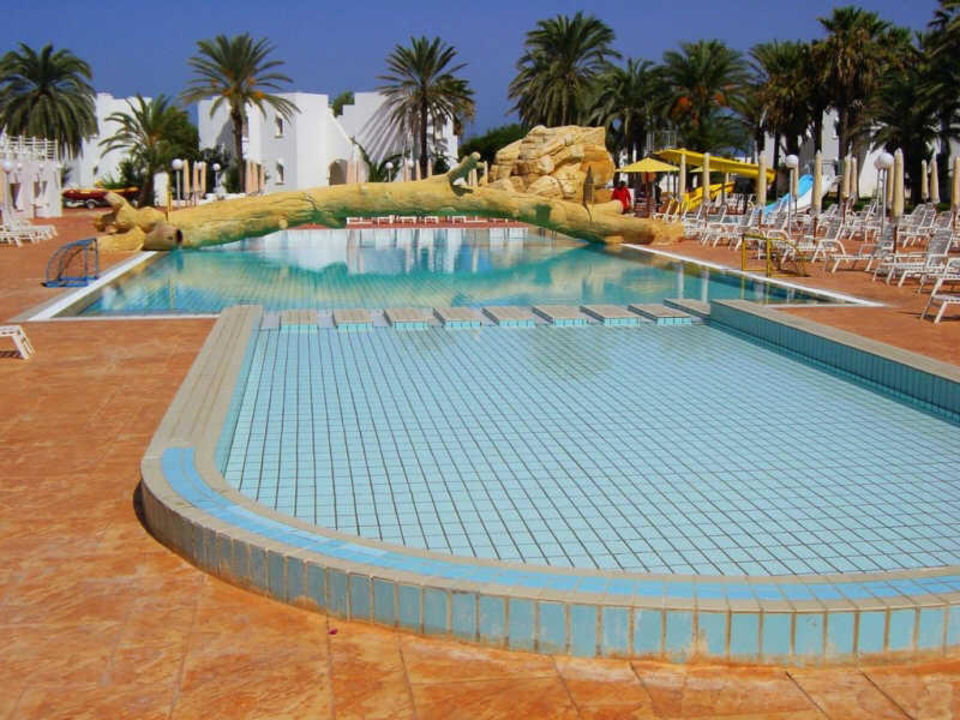 Hotel Ruspina 3 Sterne Skanes Pool Hotel Ruspina