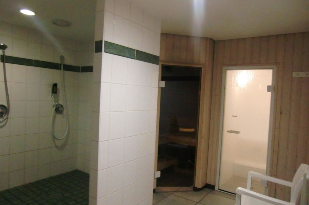 Saunabereich Hotel Alexander am Zoo