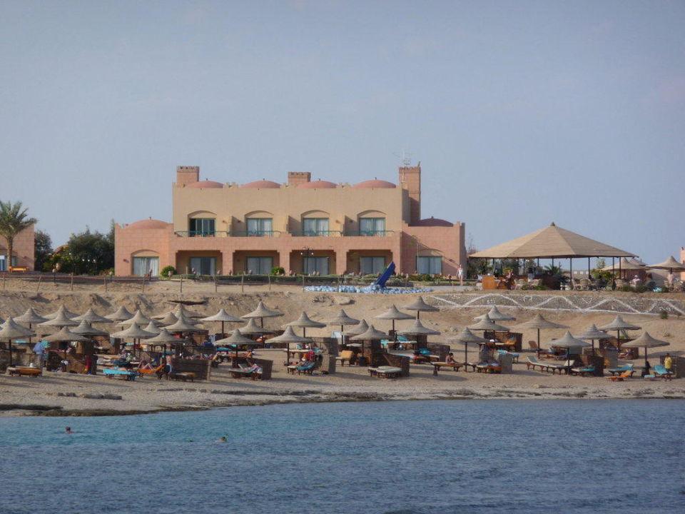 Block 55 Front Seaview Club Calimera Akassia Swiss Resort