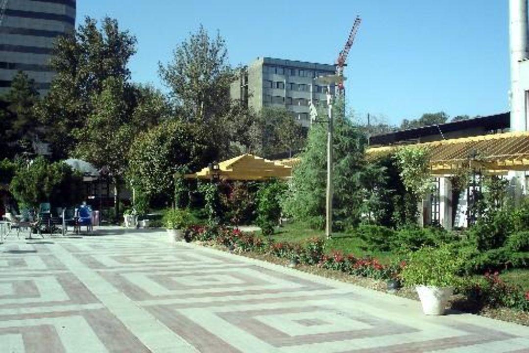 Hotel Homa Garten Hotel Homa