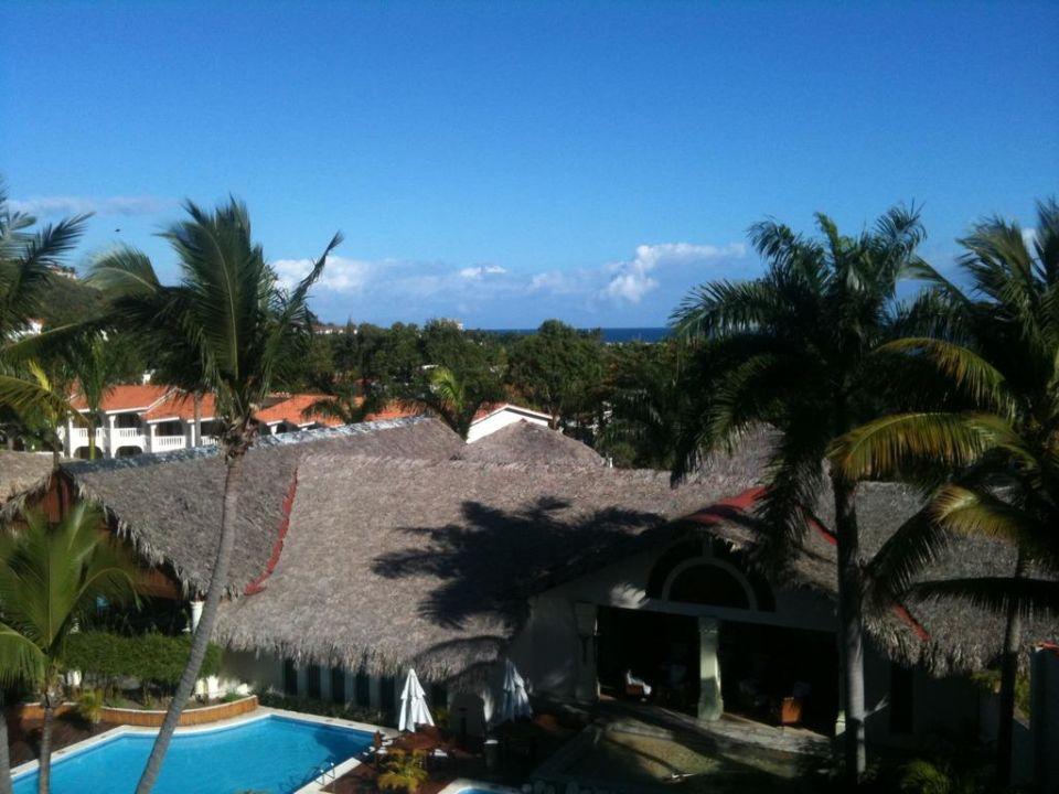 Ausblick Zimmer auf Spa Cofresi Palm Beach & Spa Resort