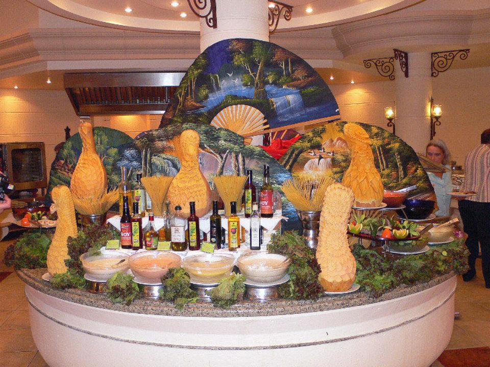 Salatbuffet Dana Beach Resort