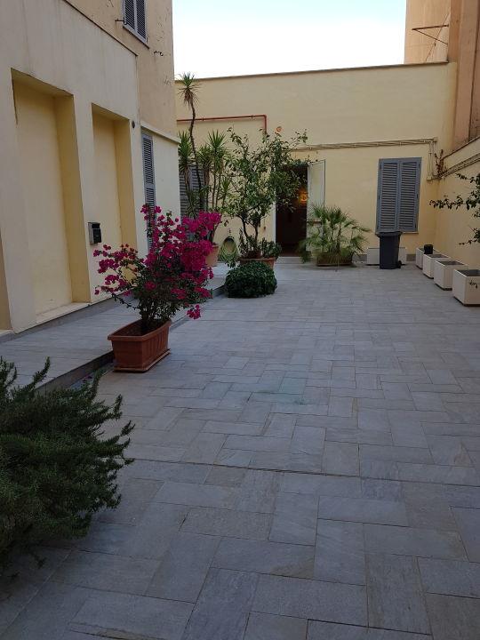 Gartenanlage Hotel Taormina