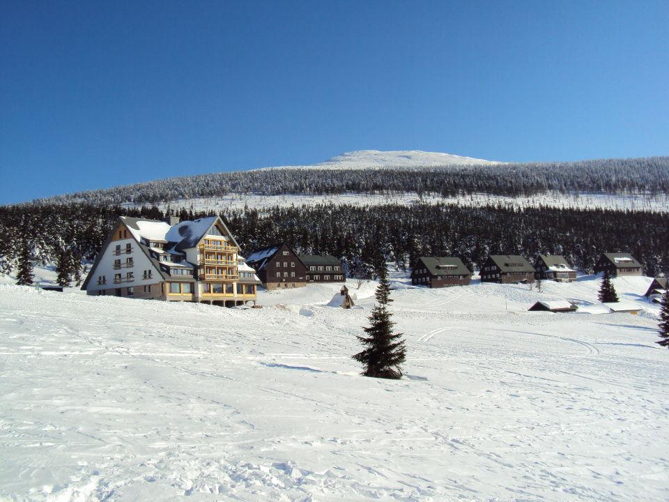 Komplex Erlebachova Bouda Resort Sv. František - Erlebachova Bouda