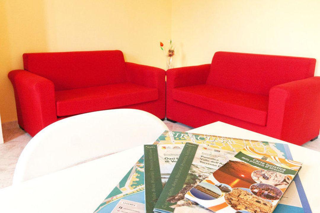 Sala colazione Sole B&B Kosmos