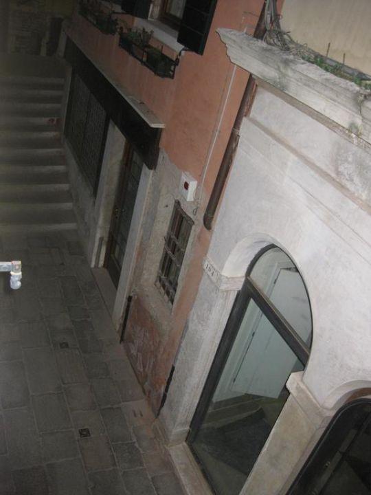 Aus dem Fenster Hotel Ca' Zose