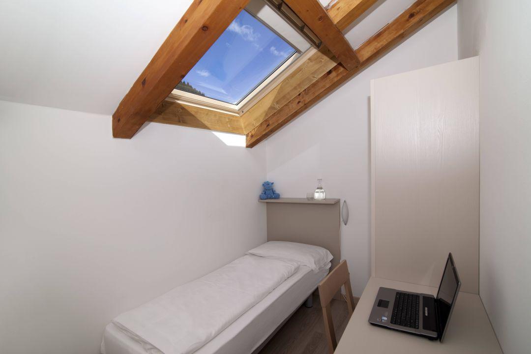 Camera da letto Residence Lagorai