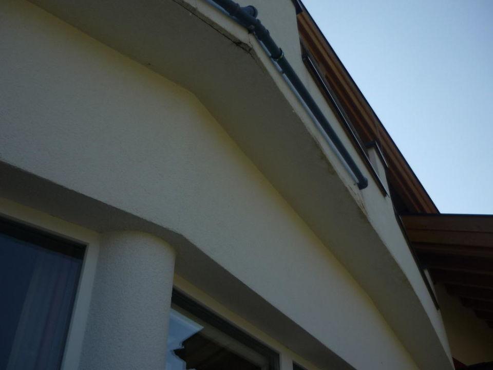 Balkon Undicht Hotel Alpenrose Fendels Holidaycheck Tirol