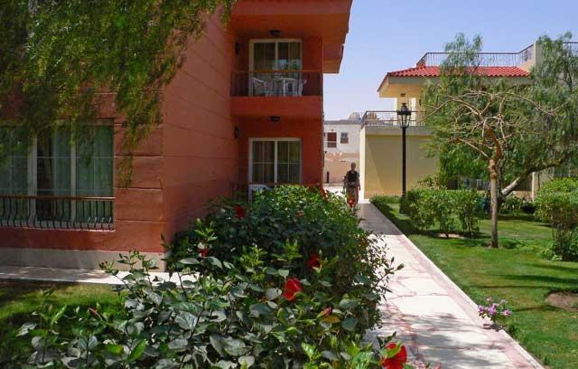 Quot Unser Bungalow Quot Hotel Siva Grand Beach In Hurghada Holidaycheck Hurghada Safaga 196 Gypten