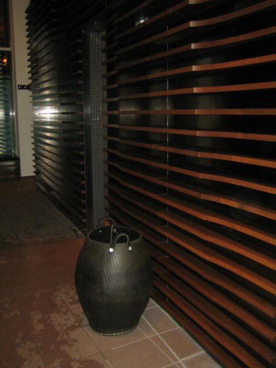 Saunabereich Hotel Roomers