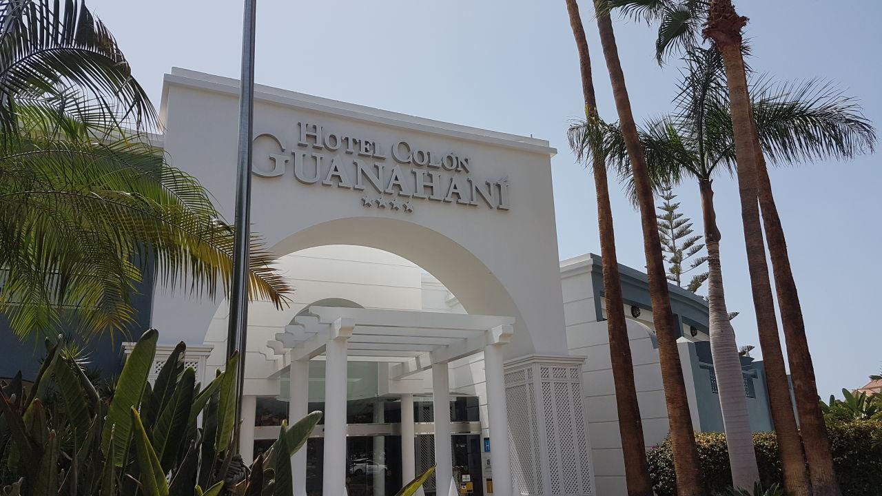 Lobby Adrián Hoteles Colón Guanahaní - Adults only