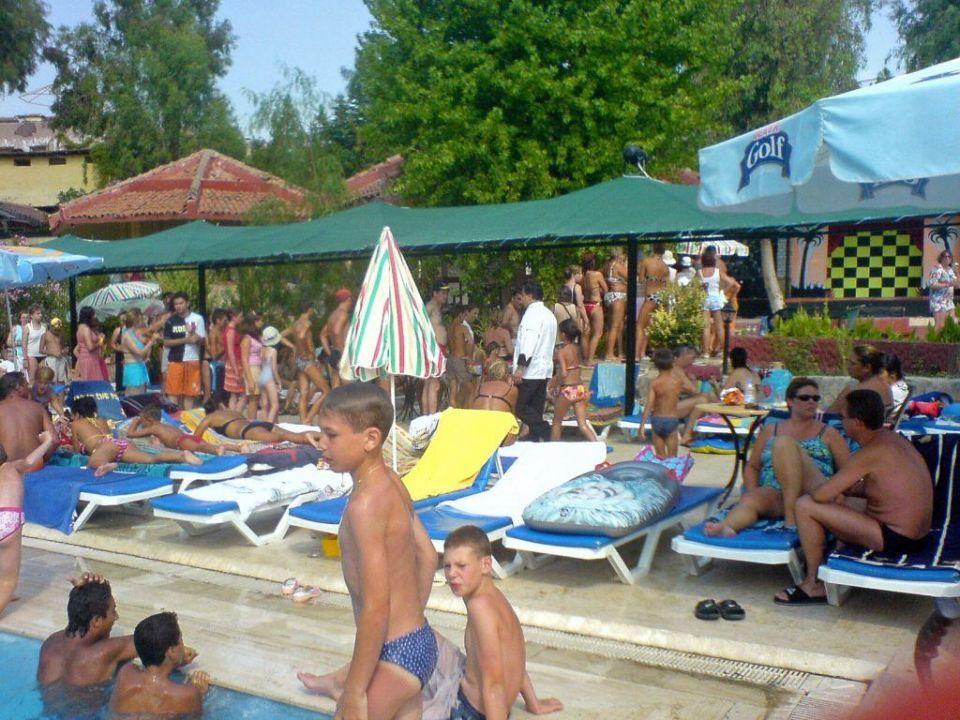 Warten auf den Eismann Hotel Club Verano