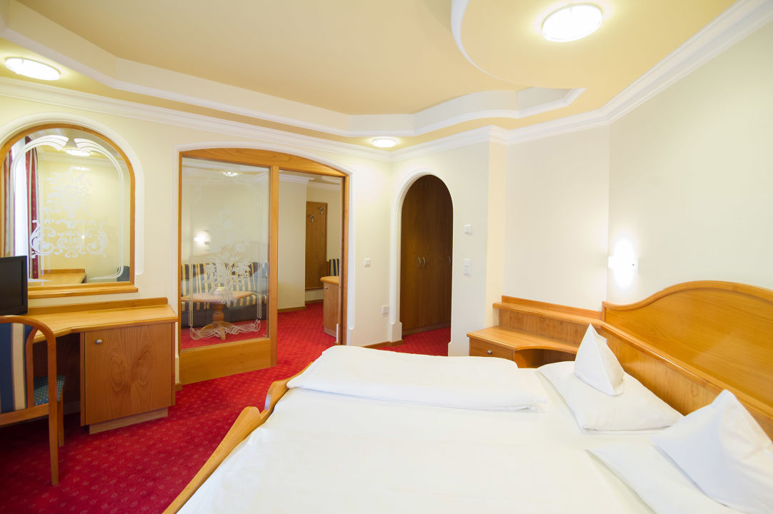 Zimmer Garni Luziafeld-Hof
