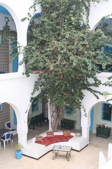 Hall Hotel Djerba Erriadh