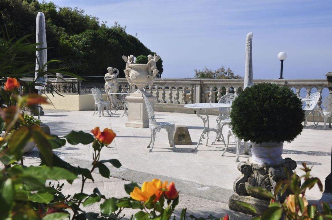 Прекрасный вид Hotel Villa Margherita