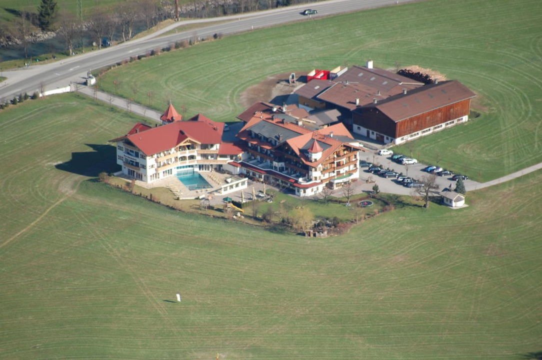 Tolle Lage Hotel Edenlehen