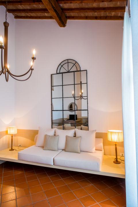 Zimmer Apartments Ginestriccio