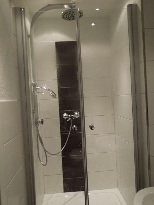 Dusche Hotel Garni Reis