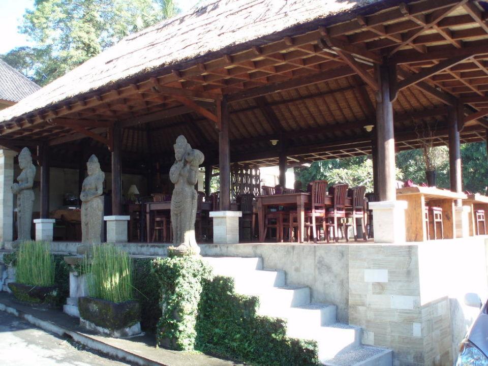 Aussenansicht Lobby Hotel Beji Ubud Resort