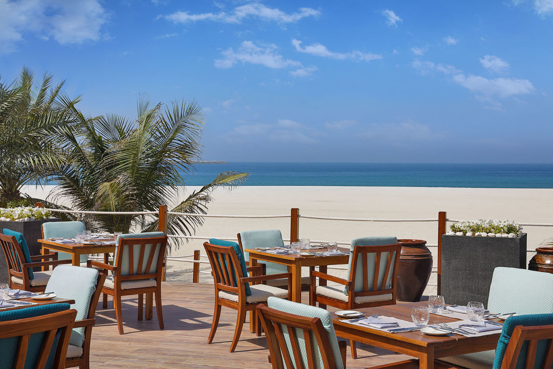 Strand The Ritz-Carlton Ras Al Khaimah Al Hamra Beach