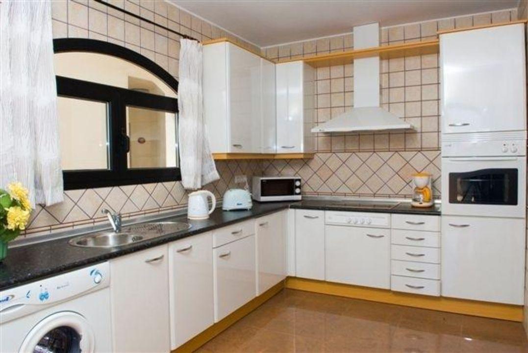 Cocina equipada Riviera Park Apartamento 2A