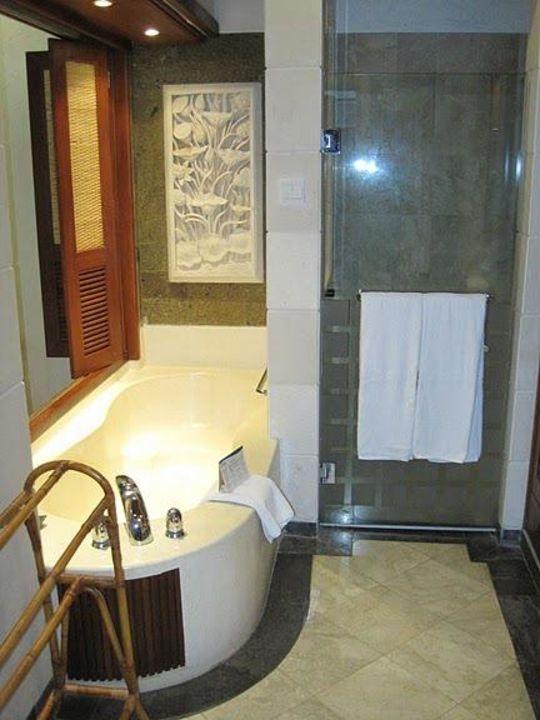 Badezimmer Hotel Bali Tropic Resort & Spa