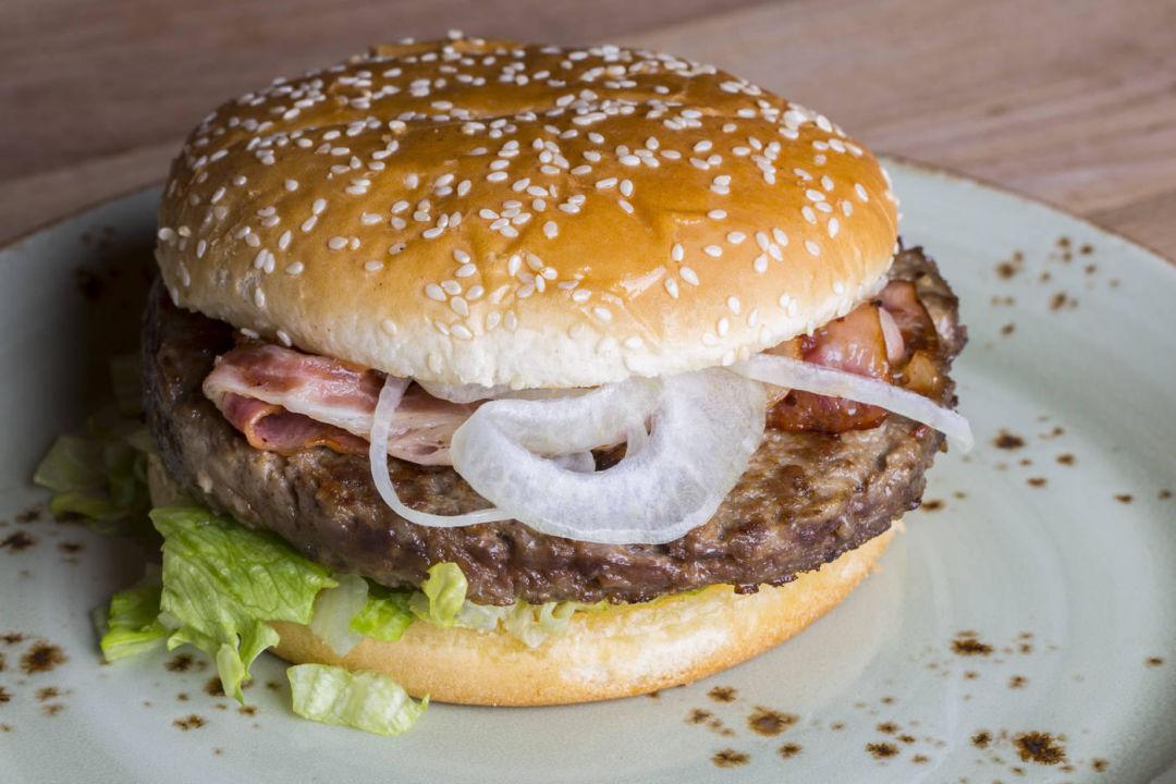 Alm-Burger Gehwolfalm