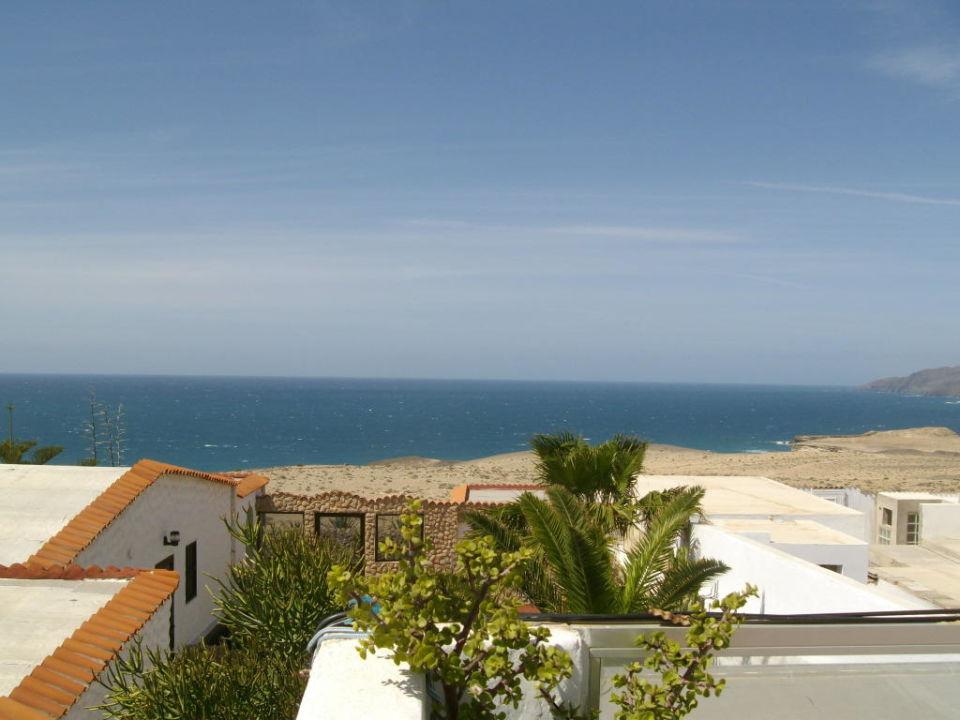 Blick direkt aufs Meer Pueblo del Mar FeWo