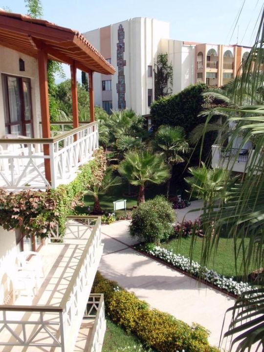 Blick vom Balkon Paloma Oceana Resort