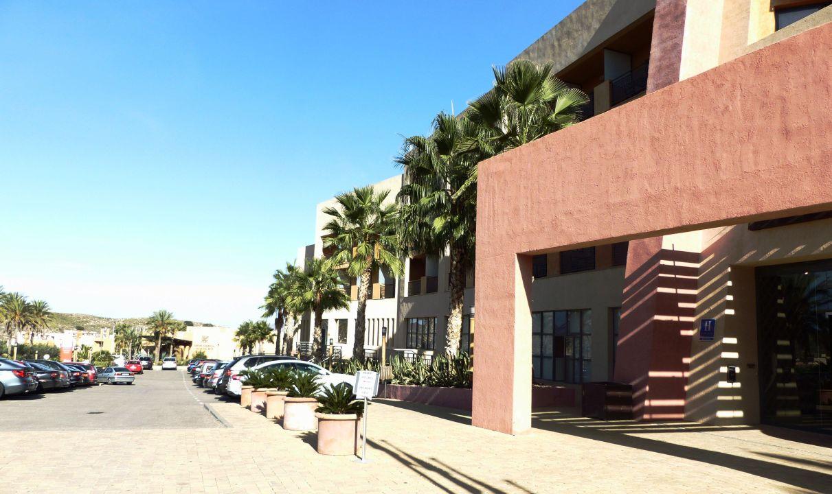Der Eingangsbereich Hotel Valle del Este Golf Spa