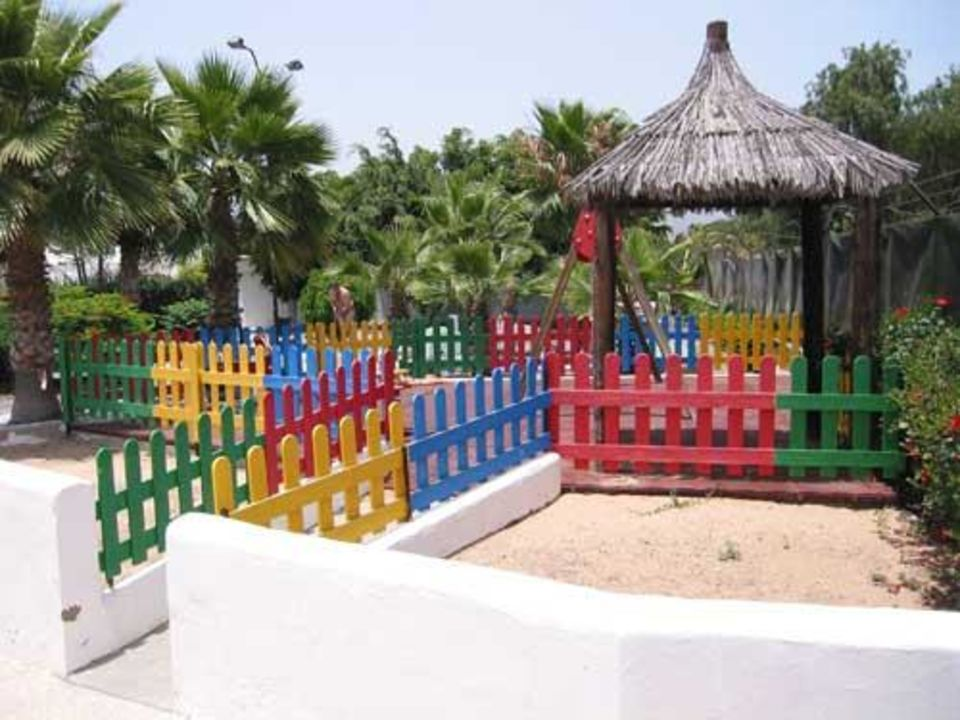 Der Spielplatz und Minigolfanlage - Maspalomas Lago Hotel Maspalomas Lago