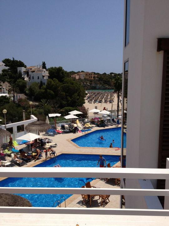 Pool + Strand Mar Hotels Ferrera Blanca