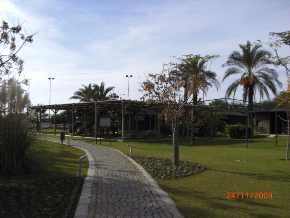 Garten Arcanus Side Resort
