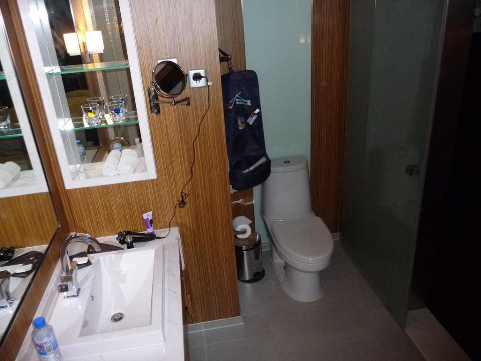 Das Bad  Boutix Hotel Suzhou