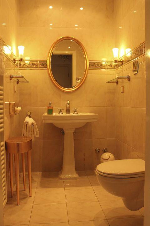 Junior-Suite Badezimmer mit WC\