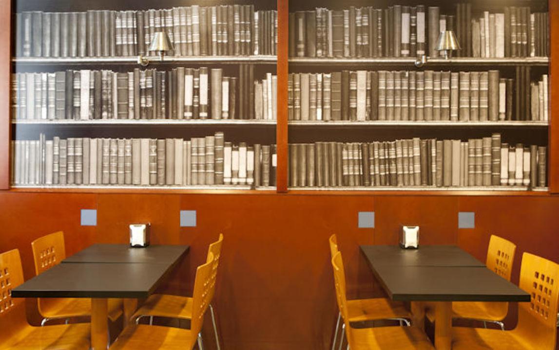 Cafetería Hotel Amrey Sant Pau