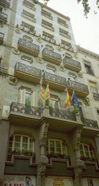 Barcelona - Gran Cafe Ramblas Hotel Ramblas
