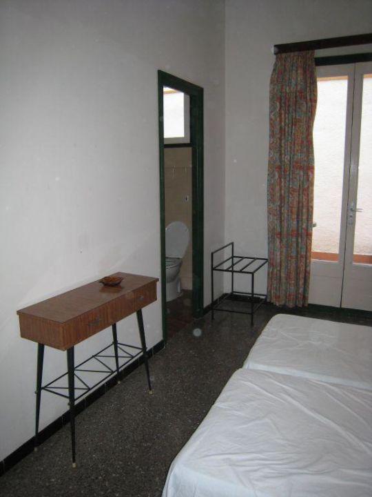 Zimmer 19 Hotel Marblau Tossa