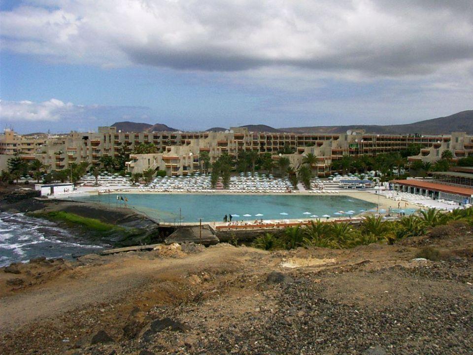 Blick über die Anlage Annapurna Hotel Ten Bel Tenerife