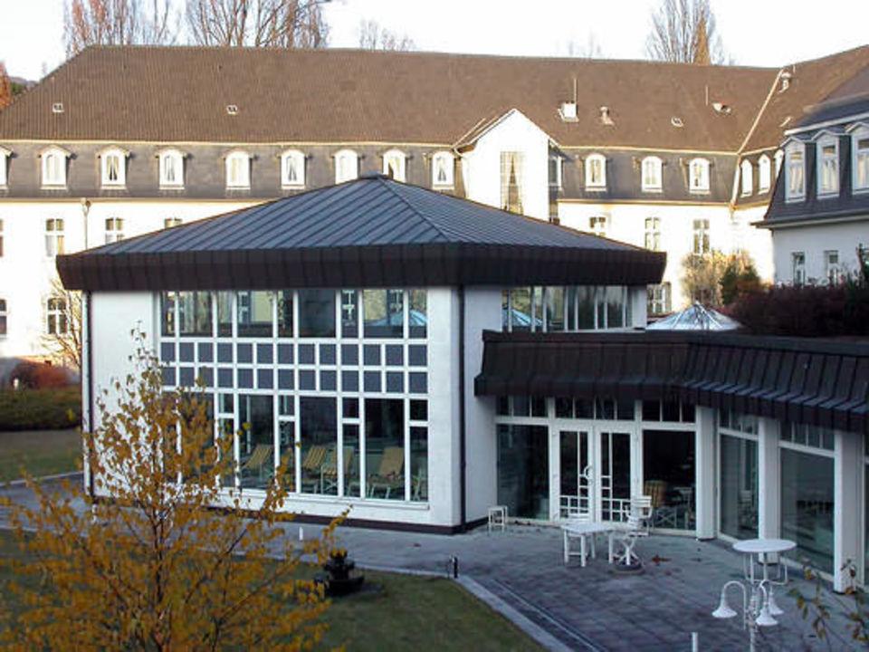 Steigenberger Bad Pyrmont, Badehaus Steigenberger Hotel & Spa Bad Pyrmont