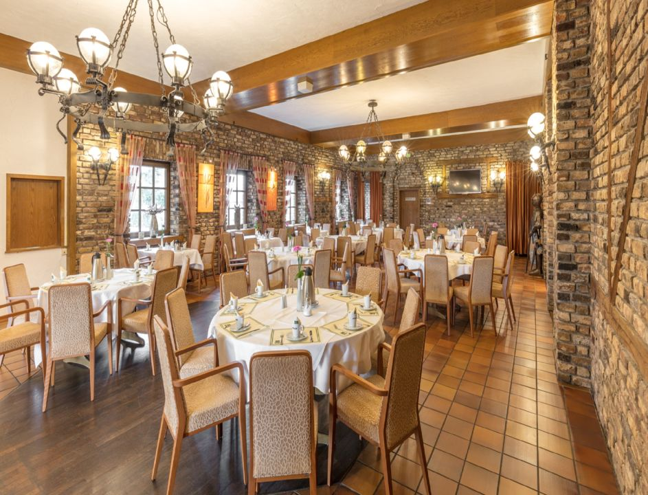 Restaurant sporthotel de poort goch holidaycheck for Cafe de poort utrecht