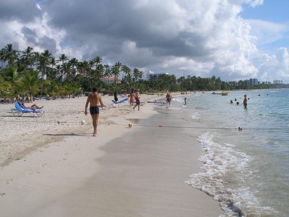 Strand Hotel Coral Costa Caribe